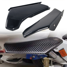 Winglets Air Deflector For BMW S1000RR S 1000 RR S1000 RR 2015 2016 2017 2018 Carbon Fiber Side Windshield Wind Fairing Wing