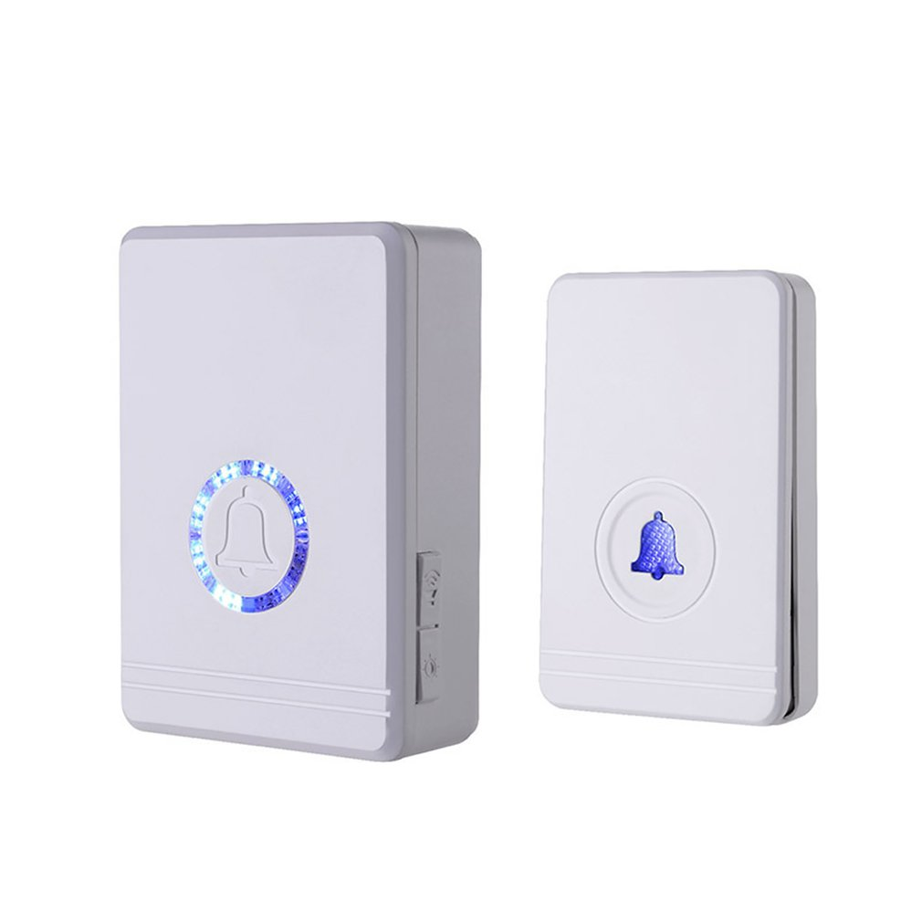 Db03 One For One Villa Home Remote Wireless Doorbell 48 Classic Doorbell Music Smart Wireless Doorbell