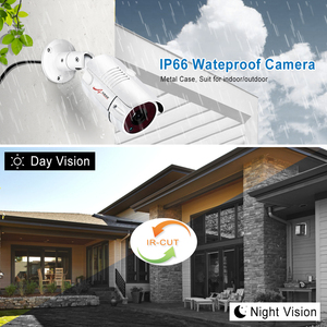 Image 2 - ANRAN Surveillance System 3MP CCTV Camera System POE NVR Kit Onvif Security HD IP Camera Outdoor Waterproof Camera DVR Kit