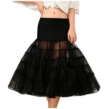 Jaycosin Tulle Skirts Womens High Quality 2020 Elastic High Waist Mesh Pleated Short Skirt Adult Tutu Dancing Skirt Mujer(China)