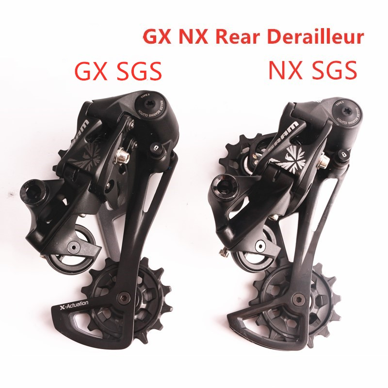 Sram GX NX Eagle RD 12V Bike Bicycle Mtb 12 Speed Rear Derailleur Long Cage Type 3 X-HORIZON Black image