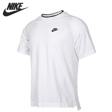 цены Original New Arrival NIKE  Sportswear Men's T-shirts  short sleeve Sportswear