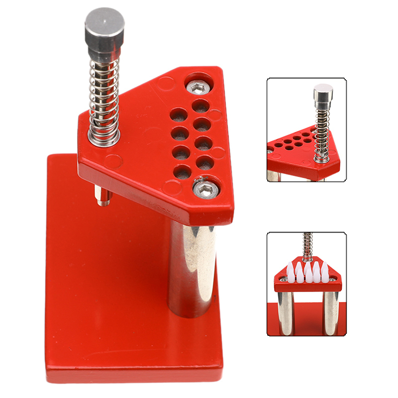 Safe Watch Hand Plunger Puller Remover Set Professional Wristwatch Repair Tool Watch Parts Tool For Watchmaker Accessories Tools