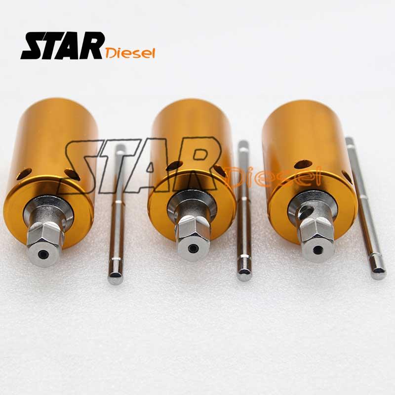 Star Diesel Common Rail Tool S0808 para SCV PVC PCV Rama válvulas de medición de combustible herramientas de desmontaje para DELPHI 818
