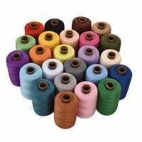 Швейная нить 24 цвета 1000 ярдов полиэстер DIY швейный набор для ручной иглы для швейной машины DNJ998