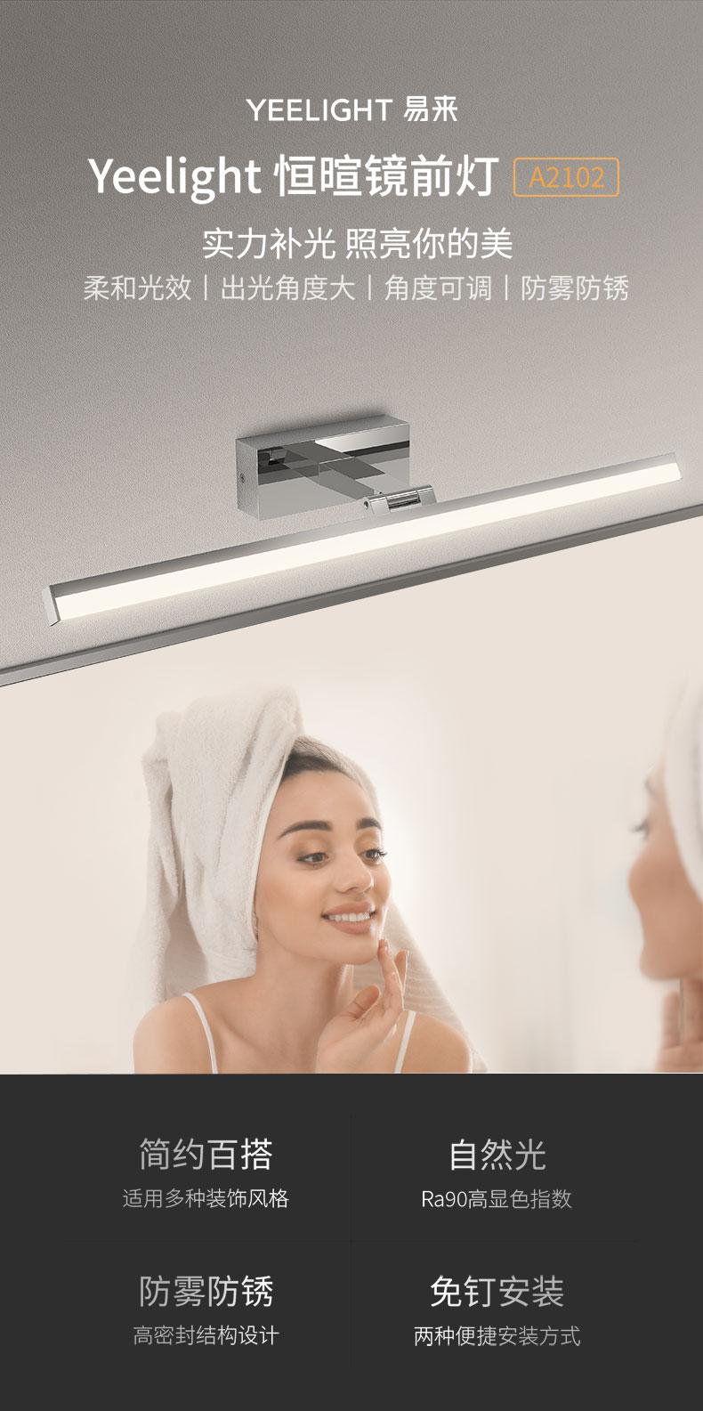 Yeelight ilumina cualquier rincón de tu casa con estas luces LED