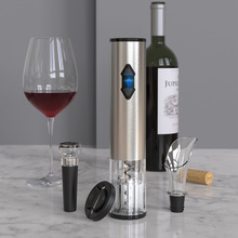 Bottle-Opener Wine-Pour-Stopper Electric Gadgets Kitchen-Accessories Red-Wine for Jar