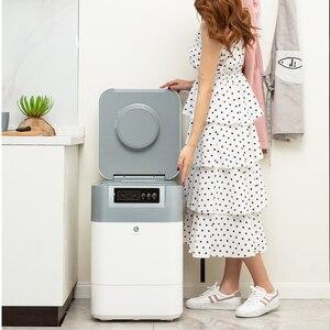 Image 4 - Processador de resíduos alimentares cozinha do agregado familiar máquina de compostagem de resíduos de alimentos lixo bioquímico