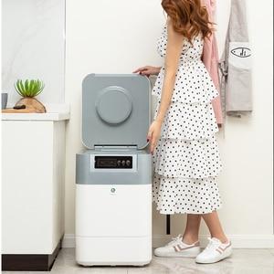 Image 4 - Voedselafval Processor Huishouden Keuken Voedselafval Compostering Machine Vuilnis Biochemische Ontdoener Voedselafval Decomposer