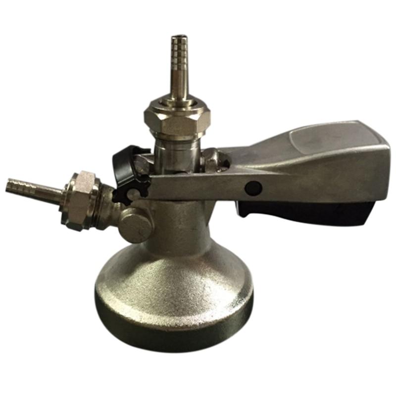 G tipi ev yapımı bira çeşmesi fıçı musluğu kolu taslak bira otomatı için ev yapımı şarap demlemek bira musluk sistemi aracı title=