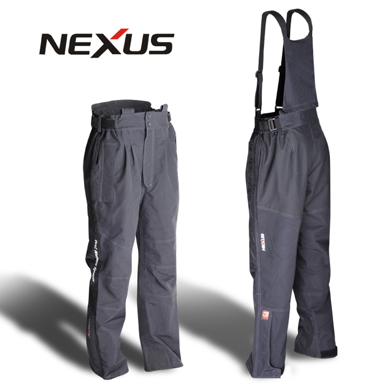 Japanese Shima-brand Fishing Pants Moisture-proof Waterproof And Breathable Belt Removable Outdoor Clothing Free Shipping
