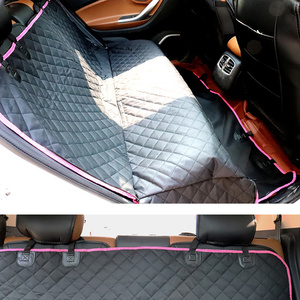 Image 5 - Car Rear Seat Pet Dog Seat Cushion Waterproof Anti dirty Anti catch Car Protection Pet Mat