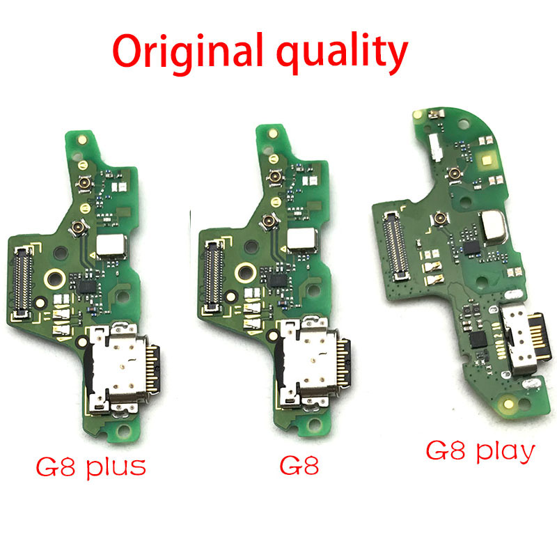 10Pcs/Lot,Dock Connector Micro USB Charger Charging Port Flex Cable Board For Motorola Moto G8 / G8 Play / G8 Plus