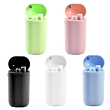 Drinking Straws Collapsible Silicone Reusable with Cleaning-Brush And
