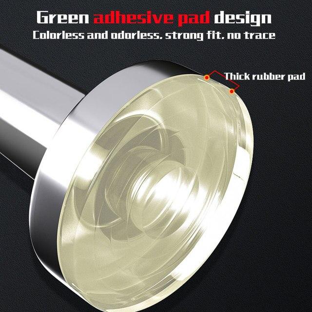 200kg Door Horizontal Bars 60-100cm Steel Adjustable Training For Home 4