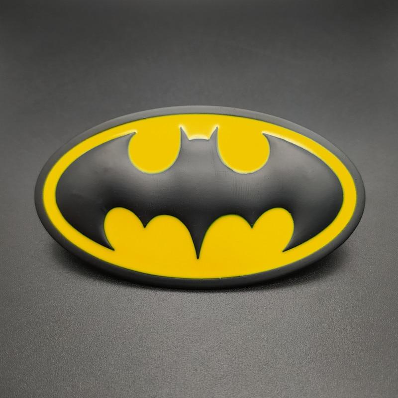 New 1PCS 3D Batman Logo Emblem Stickers Auto Car Emblem Badge Sticker Car Styling Accessories DIY Accessories