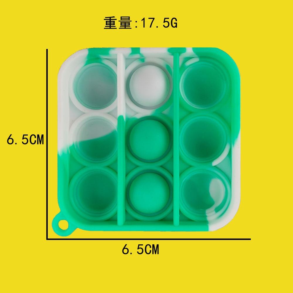 Toys Adult Bubble-Sensory-Toy Autism Reliver-Stress Pops-It-Fidget Squishy Funny Push-Pops img5