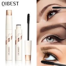 3D Black Mascara Eyelashes Waterproof Fast Dry Eyelashes Curling Lengthening Makeup Long-wearing Color Mascara  Eye Cosmetics