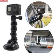 STARTRC voiture ventouse adaptateur fenêtre verre montage pour Gopro Hero 5/6/7/8 noir pour Xiao mi Yi pour DJI OSMO Action pour téléphone