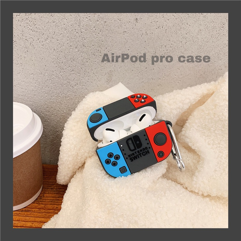 Cute Model For Airpods 3 Case For Airpods Pro Case Game Fanda High End Earphone Cover For Apple Buletooth Cases For Boy