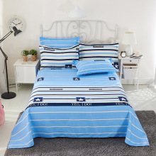 bed sheets ropa de cama sabanas matrimonio brushed sheet student dormitory