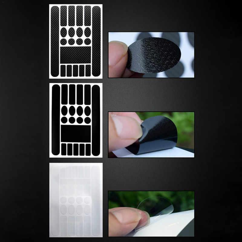 Fiets Beschermende Sticker Krasbestendig Mountainbike Frame Voorvork Beschermende Film Ketting Frame Veiligheid Tape Protector