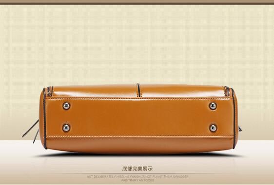 100% Genuine leather Women  handbags 2021 new female killer Bag Shoulder Bag Handbag Single Ladies European leather female bag 5
