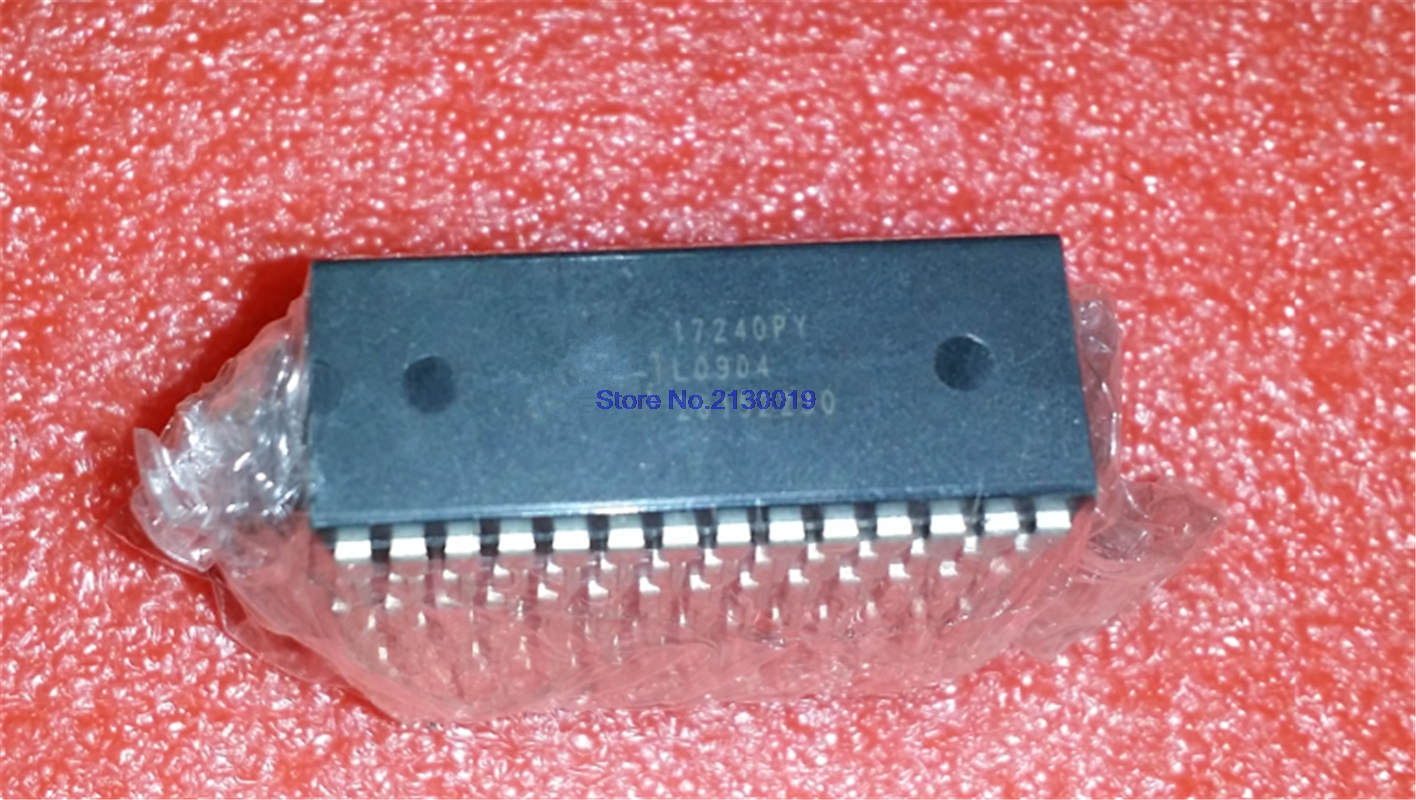 1pcs/lot ISD17240 ISD17240PY DIP-28 In Stock