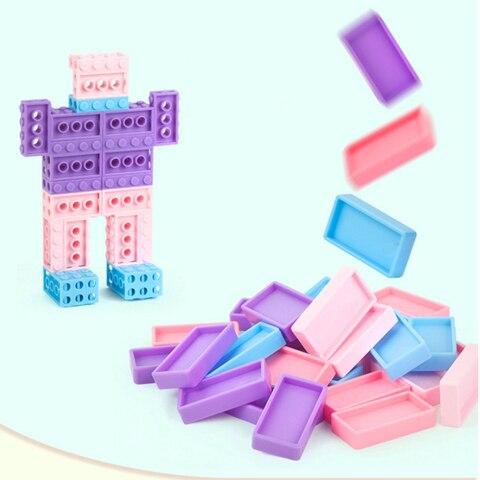 blocos de trem domino colocacao
