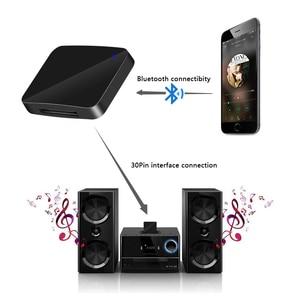 Image 5 - Bluetooth 5.0受信機A2DP音楽受信機ミニ30Pinワイヤレスステレオオーディオアダプターsounddock ii 2 ix 10ポータブルスピーカー