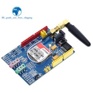 SIM900 850/900/1800/1900 МГц GPRS/GSM модуль макетной платы комплект для Arduino
