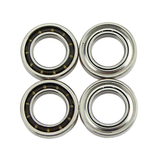 4pcs RC Car Ball Bearings 4x7x1.8mm Upgrade Parts Fit for WLtoys 1/14 144001 1/12 124018 124019 Buggy Model Car Wheel Mount