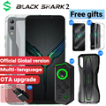 Official Global Xiaomi Black Shark 2 Gaming Smartphone 128GB 8GB /6GB Snapdragon 855 6.39 AMOLED 48MP 4000mAh Game Mobile Phone