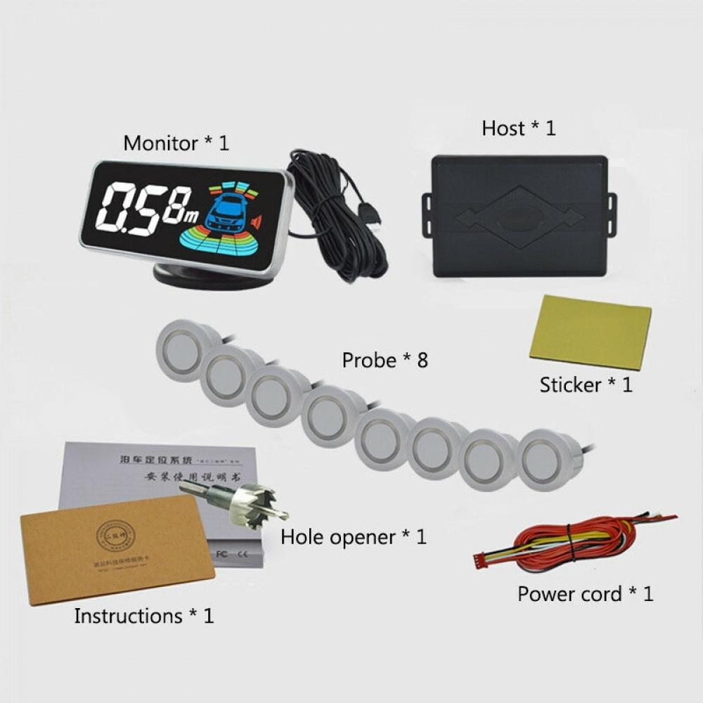 Sensores de estacionamento