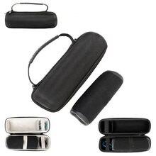 Bolsa de viagem com zíper portátil caso rígido caixa forjbl flip 5 blueteeth alto-falante ao ar livre fácil levar alto-falante acessórios