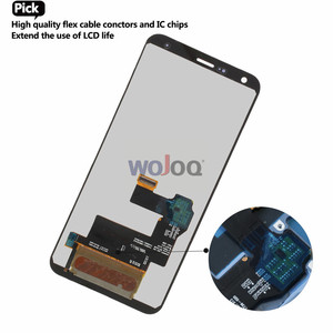 Image 4 - 100% tested Origina For LG Q7 Q610 LCD Display Screen Touch Digitizer Assembly Replacement