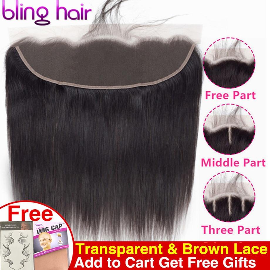Шикарные волосы, 24 дюйма, HD, прозрачные, 13x4, на сетке, Фронтальная застежка, перуанские прямые человеческие волосы на сетке, 4x4, неповрежденны...
