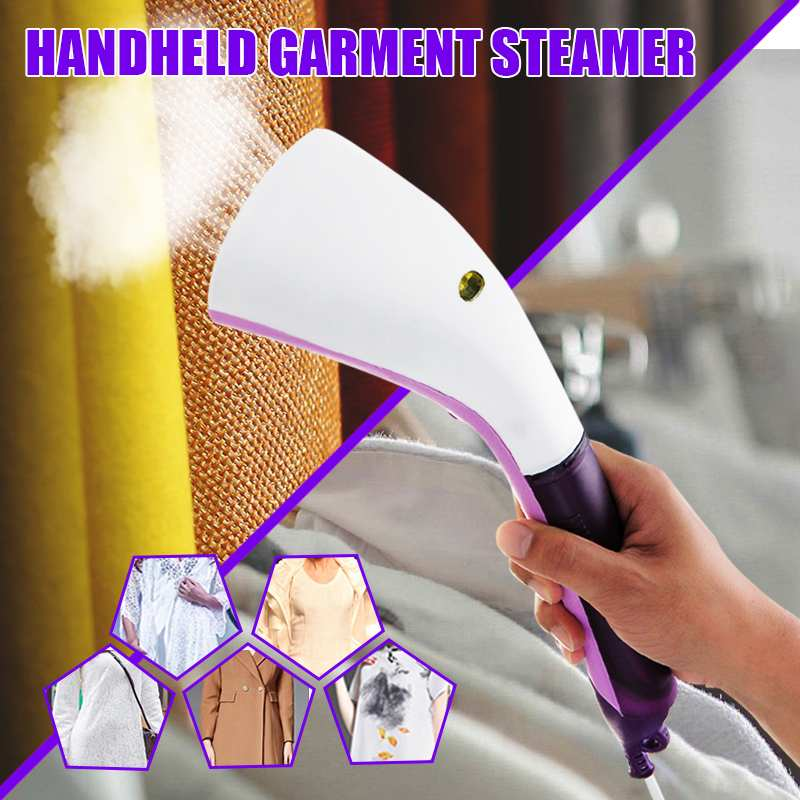 1200W Portable Garment Steamers 220V Handheld Mini Household Appliances Electric Steam Irons Brushes For Underwear Steamer Iron