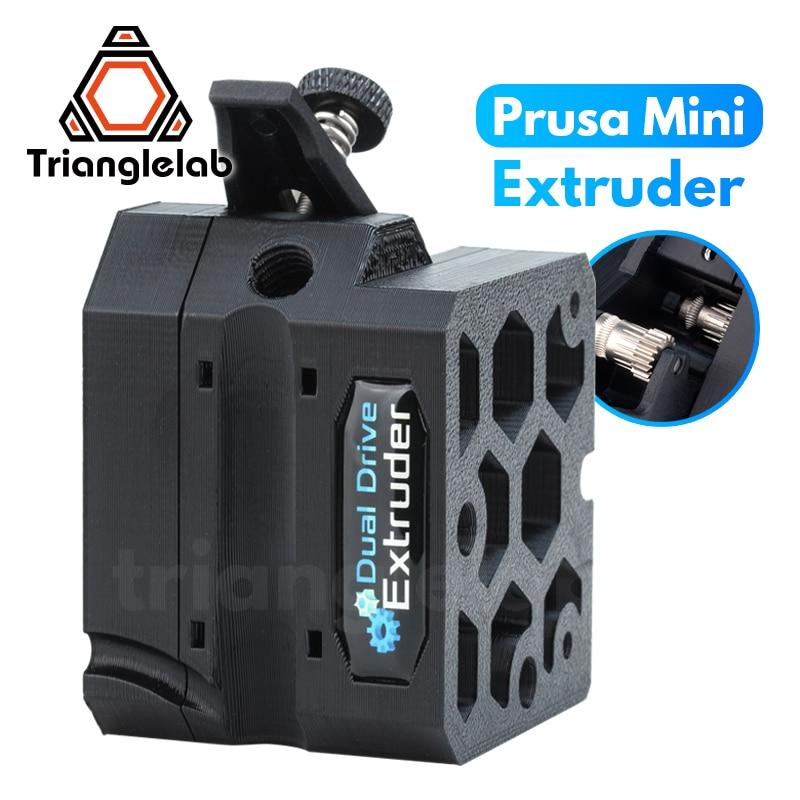 trianglelab Prusa mini Extruder Dual drive Extruder for Prusa mini 3d printer Upgrade Kit for Prusa