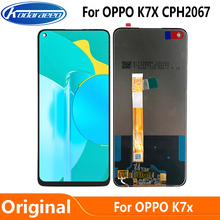 LCD Display Touch Screen Digitizer Assembly For OPPO K7x PERM00 Original Screen Replacement Parts
