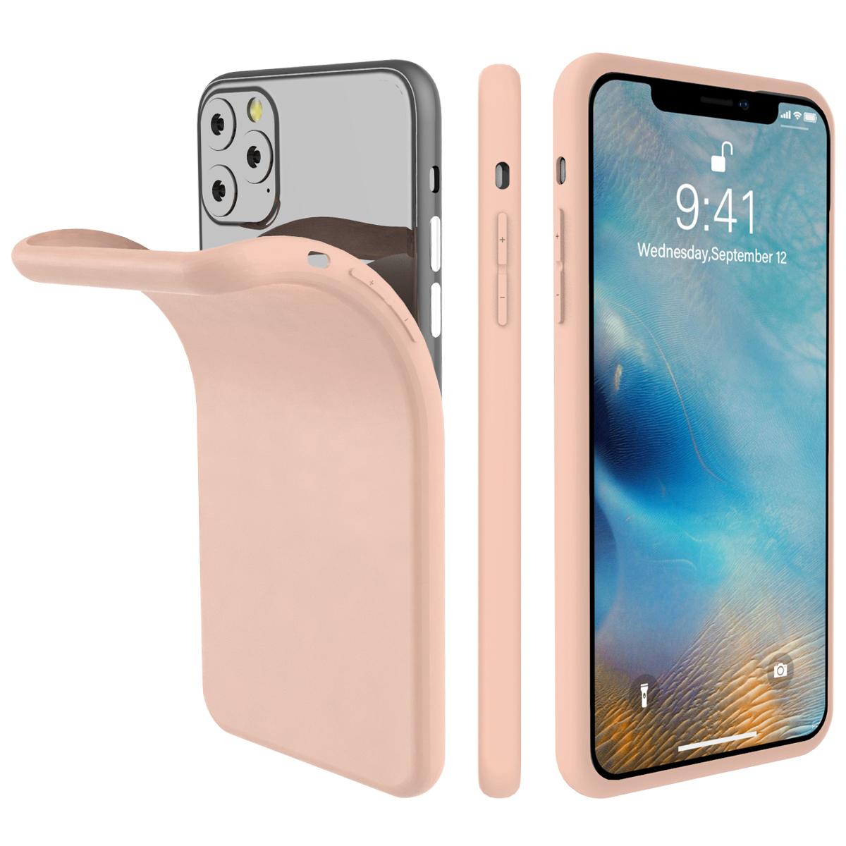 Torubia Silicone Case for iPhone 11/11 Pro/11 Pro Max 107