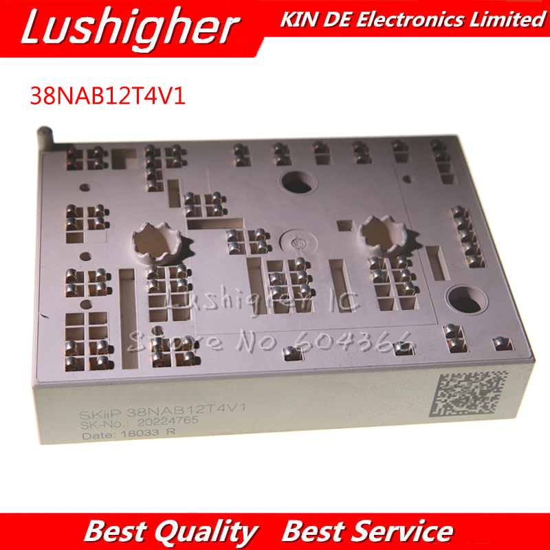 SKIIP38NAB12T4V1 SKIIP 38NAB12T4V1 module Free Shipping-in Integrated Circuits from Electronic Components & Supplies