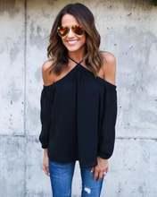Новые Летние Осенние женские рубашки модные футболки с длинным