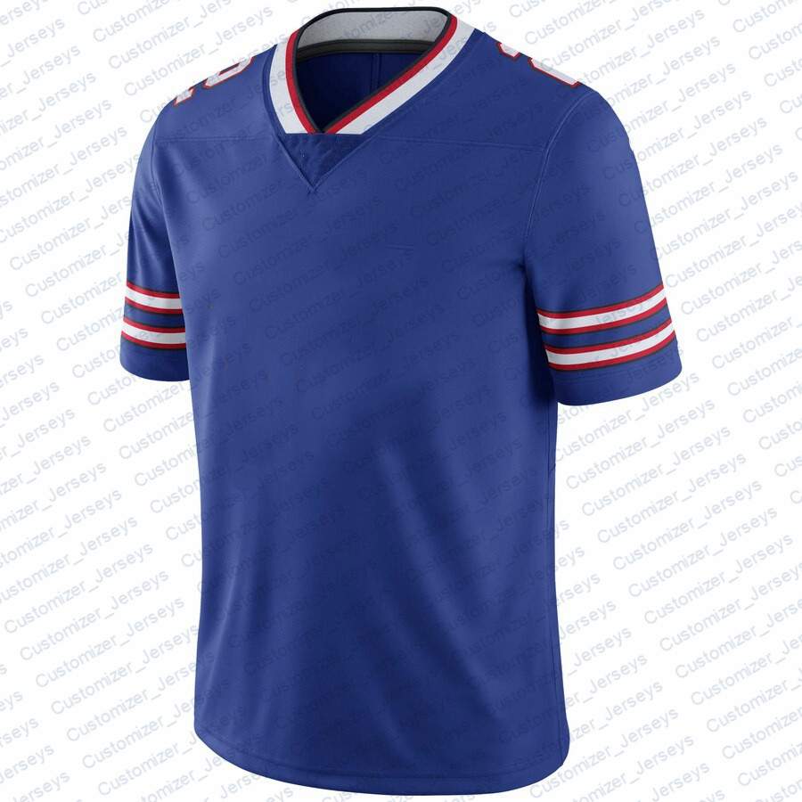 Men Ed Oliver Josh Allen Tremaine Edmunds Jim Kelly Thurman Thomas Cole Beasley Kyle Williams Micah Hyde  McCoy Buffalo Jersey