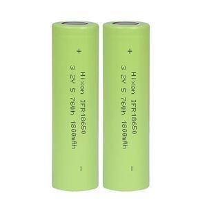 Image 4 - 4個1800 2600mah IFR18650 LiFePO4 3.2v充電式バッテリーと国連ウントul認証