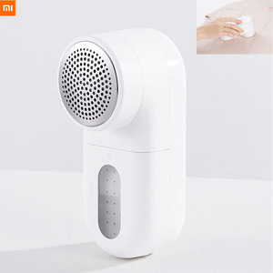 Image 1 - Xiaomi Mijia Mini USB Lint Remover Clothes Sweater Shaver Trimmer USB Charging Sweater Pilling Shaving Sucking Ball Machine