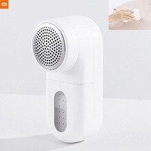 Xiaomi mijia mini usb removedor de fiapos roupas camisola barbeador aparador de carregamento usb camisola pilling barbear sucção bola máquina