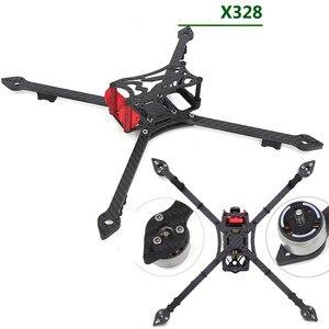Image 5 - HSKRC 3K Углеволокно XL5 V2 232 мм XL6 283 мм XL7 294 мм XL8 360 мм TrueX 5/6/7/8 дюйма XL340 340 мм FPV рама для фристайла Racing Drone