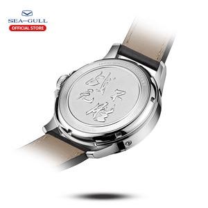 Image 3 - Seagull mens watch fashion luminous brand new multifunctional 100 meters waterproof automatic mechanical mens watch R1927