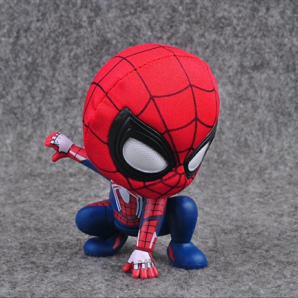 font-b-marvel-b-font-spider-man-handheld-toy-magnets-shake-head-action-figure-q-version-of-the-hero's-return-avengers-furnishing-articles